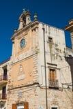 Clocktower Delle Fonti di Acquaviva La Puglia L'Italia Immagine Stock