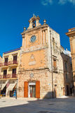 Clocktower Delle Fonti di Acquaviva La Puglia L'Italia Fotografie Stock