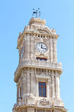Clocktower of Dolmabahce Palace, Istanbul, Turkey Royalty Free Stock Photo