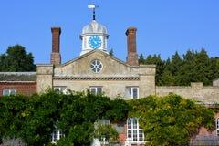 Clocktower at Felbrigg Hall, Norfolk, England Stock Images