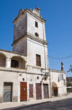 Clocktower. Francavilla Fontana. Puglia. Italy. Stock Photo