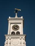 Clocktower maine Stock Images