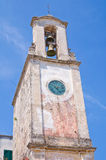 Clocktower. Otranto. Puglia. Italy. Royalty Free Stock Image