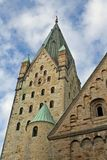 Clocktower,paderborn,germany Royalty Free Stock Photos