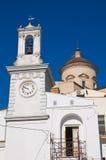Clocktower. Pisticci. Basilicata. Italy. Stock Photo