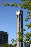 clocktower ubc Βανκούβερ Στοκ Φωτογραφία