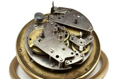 Clockwork Royalty Free Stock Images