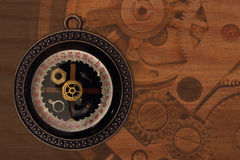 clockwork Photographie stock libre de droits