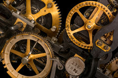 clockwork Fotografia de Stock Royalty Free