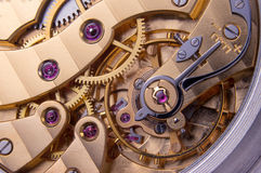 clockwork Foto de Stock Royalty Free