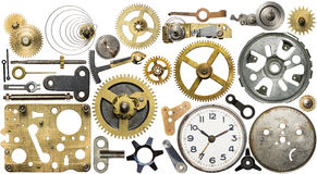 clockwork Fotografie Stock