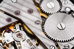 Clockwork Background Royalty Free Stock Image