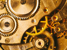 Clockwork Background Stock Photos