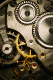 Clockwork Background Royalty Free Stock Photos