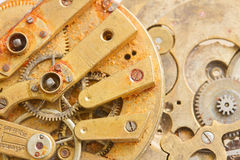 Clockwork background Royalty Free Stock Photography