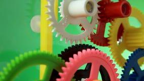 Clockwork break down stock video footage