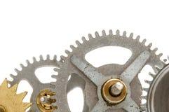 Clockwork close up Royalty Free Stock Photos