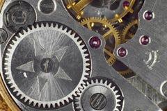 Clockwork closeup Royalty Free Stock Image