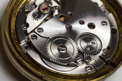 Clockwork in color Stock Photo