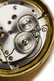 Clockwork in color Stock Photography