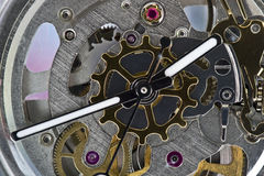 Clockwork Gear Watch Dial Stock Photos