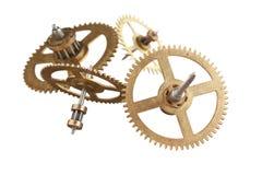 Clockwork gears Royalty Free Stock Photos