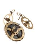 Clockwork gears Stock Photo