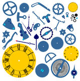 Clockwork mechanism Royalty Free Stock Photo
