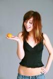 Clockwork Orange Royalty Free Stock Images