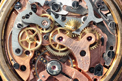 clockwork rocznik Fotografia Royalty Free