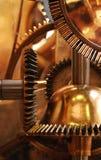 Clockwork vertical Royalty Free Stock Image