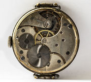 Clockwork vintage mechanical  pocketwatches Stock Photography