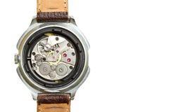 clockwork wristwatch zdjęcia stock