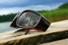 clodus okulary Obrazy Royalty Free