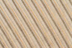 Cloes upp band för ullbrunttyg Arkivbilder