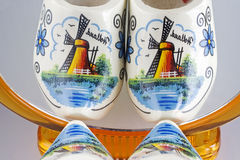 clog holland Arkivbild