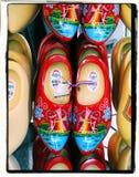 cloggs di Amsterdam Fotografia Stock