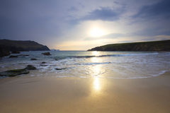 Clogher Beach Stock Photography
