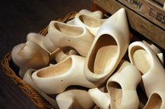 clogs ξύλινα Στοκ εικόνα με δικαίωμα ελεύθερης χρήσης