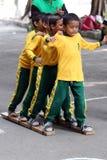 Clogs гонки Стоковая Фотография