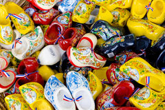 Clogs. In Volendam, the Netherlands Stock Image