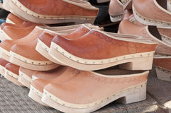 Clogs stock images