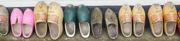 clogs Royaltyfria Bilder