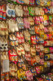 Clogs in Amsterdam Royalty Free Stock Images