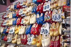 Clogs for sale Stock Image