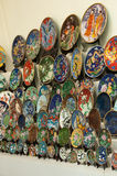 Cloisonné dishes Royalty Free Stock Photos