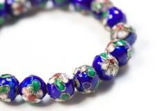 Cloisonne Bracelet Stock Images