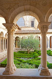 The Cloister Stock Image