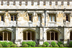 Cloister Royalty Free Stock Photos