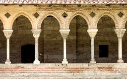Cloister Stock Photography